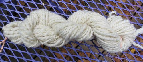 1st yarn