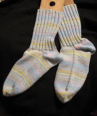 Boring socks