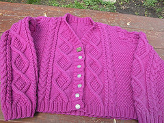 Must Have cardigan (front)