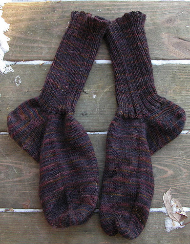 Bearfoot socks - Moosecreek